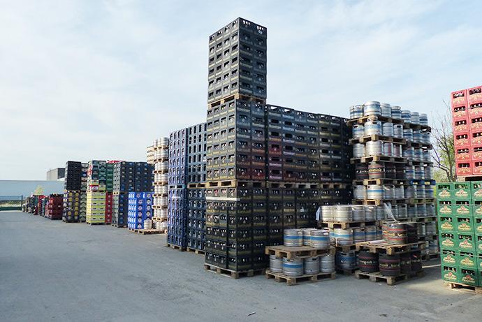 V&B – Développement de l'activité logistique