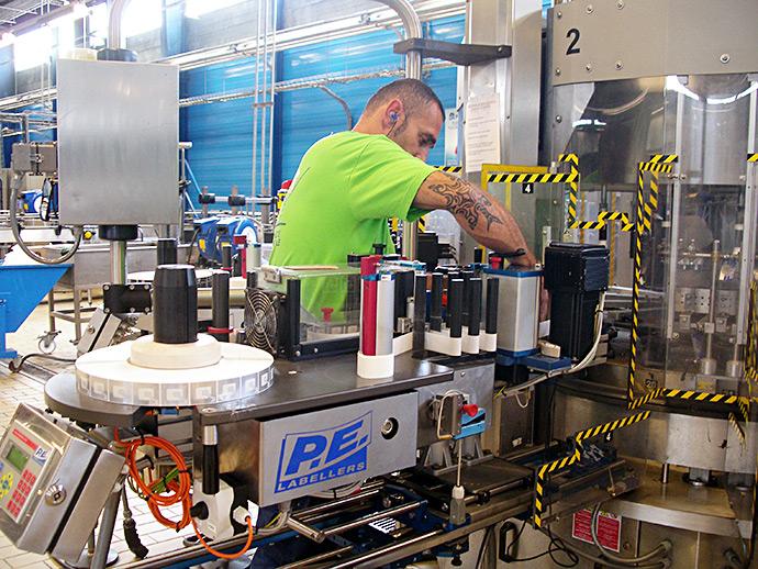 Pernod – Diagnostic industriel et logistique