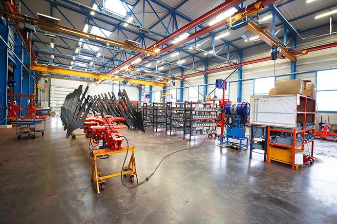 GREGOIRE BESSON – Projet de performance industrielle