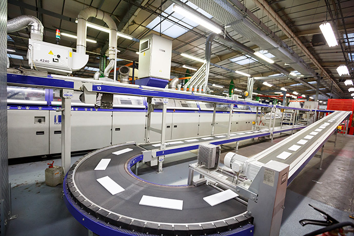 Quo Vadis – Projet de performance industrielle