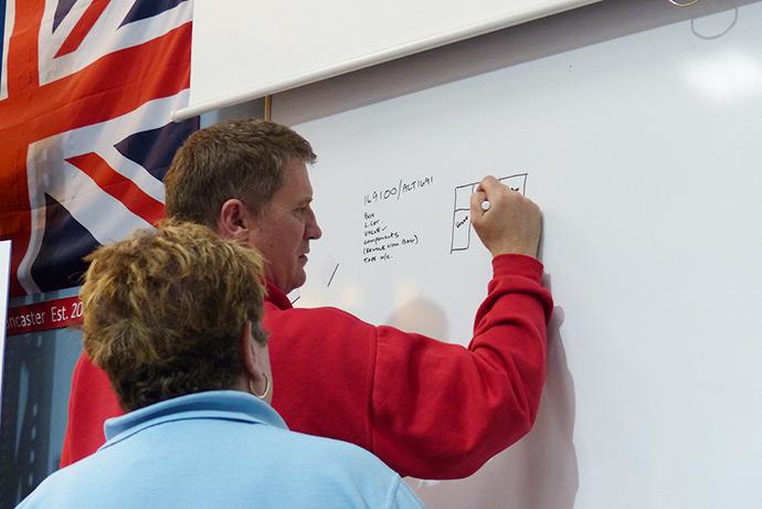 WIRQUIN UK – Déploiement du « Management Quotidien de la Performance » et chantier HOSHIN
