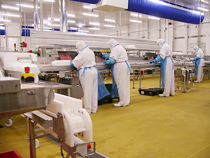 KERMENE – Productivité de l'atelier produits élaborés